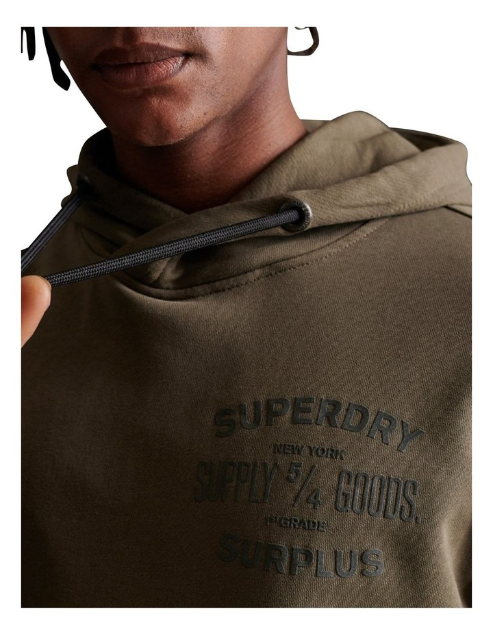 Surplus Goods Graphic Hood image 3