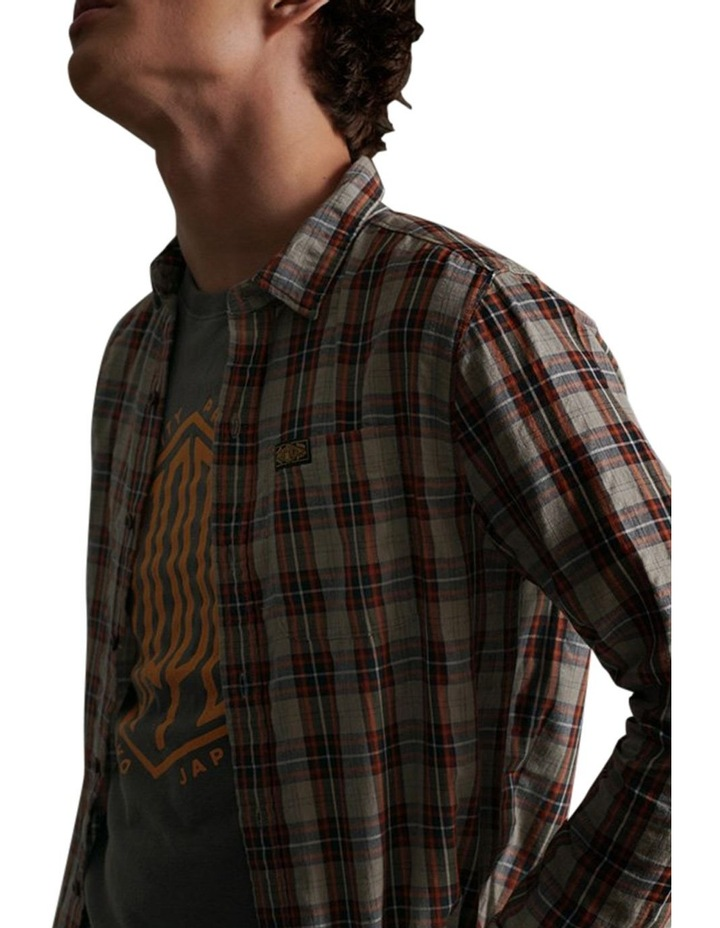 Workwear Lite Long Sleeve Shirt image 3