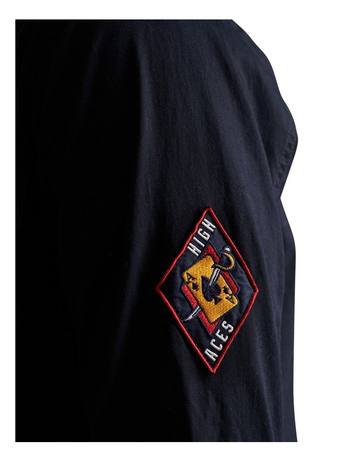 Core Military Patched Long Sleeve Shirt image 6
