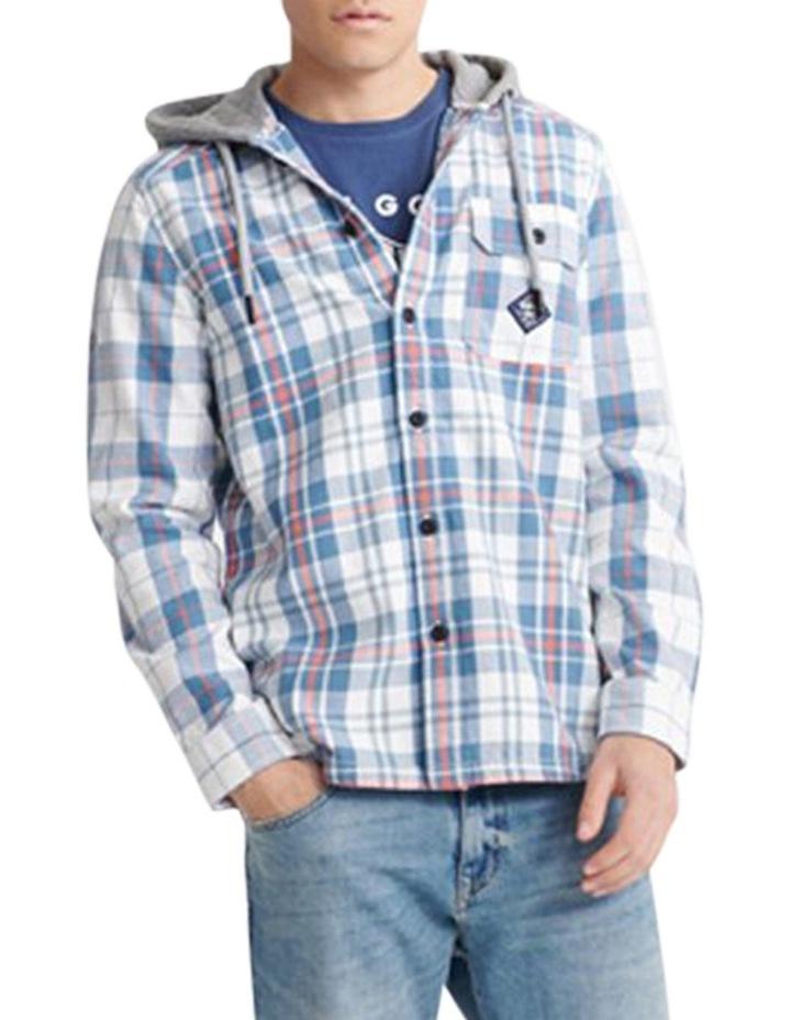 Denim Goods Long Sleeve Hood image 1