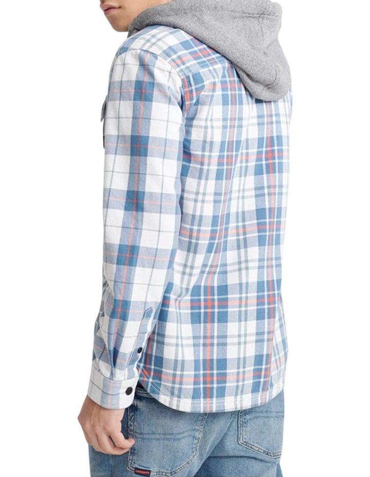 Denim Goods Long Sleeve Hood image 2