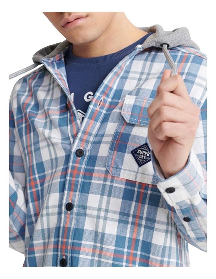 Denim Goods Long Sleeve Hood image 3