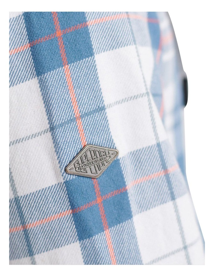Denim Goods Long Sleeve Hood image 6