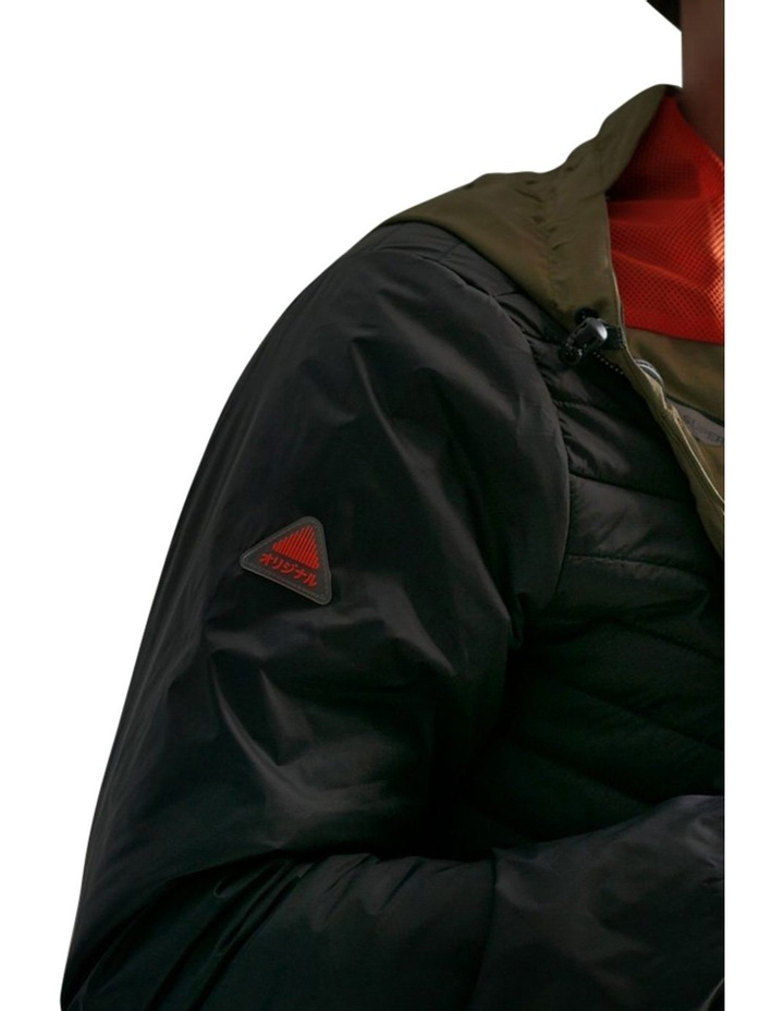Desert Alchemy Quilted Hoody image 6