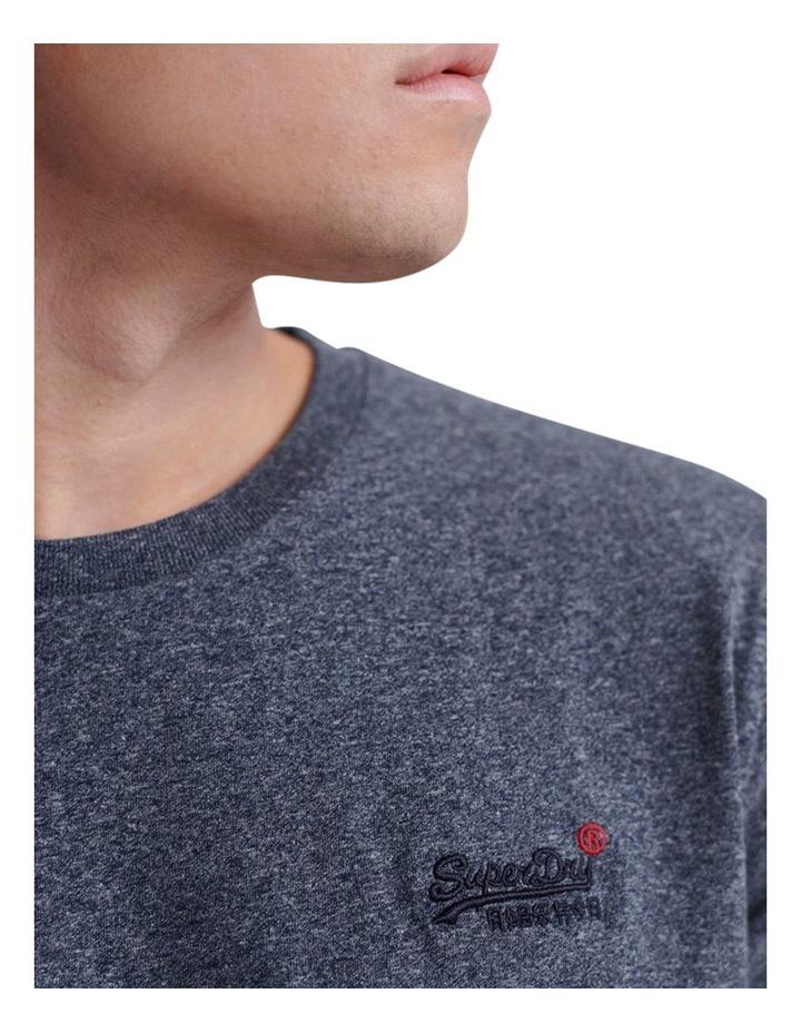 Orange Label Vintage Embroidery Long Sleeve Top image 5