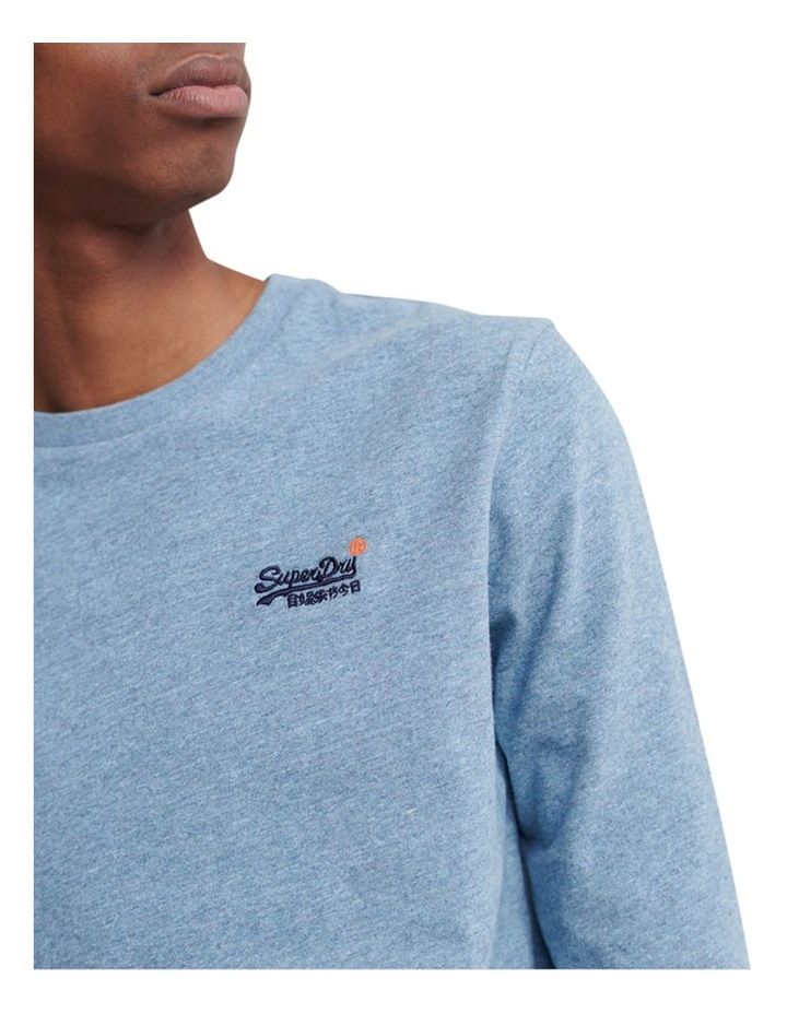Orange Label Vintage Embroidery Long Sleeve Top image 4