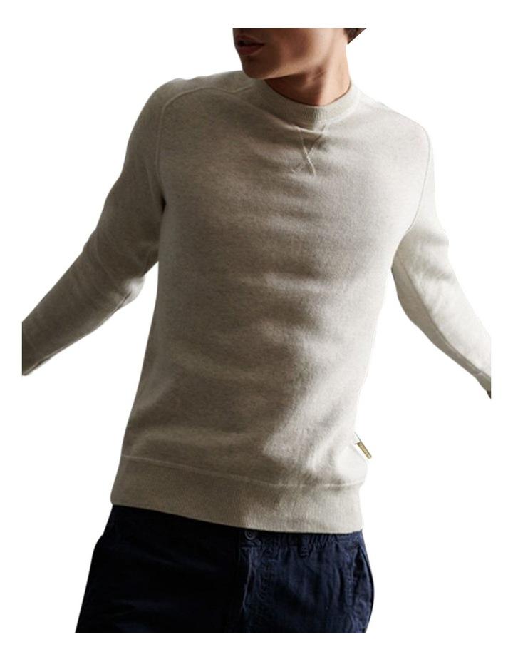 Essential Cotton Crew image 1