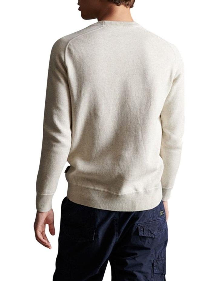 Essential Cotton Crew image 3