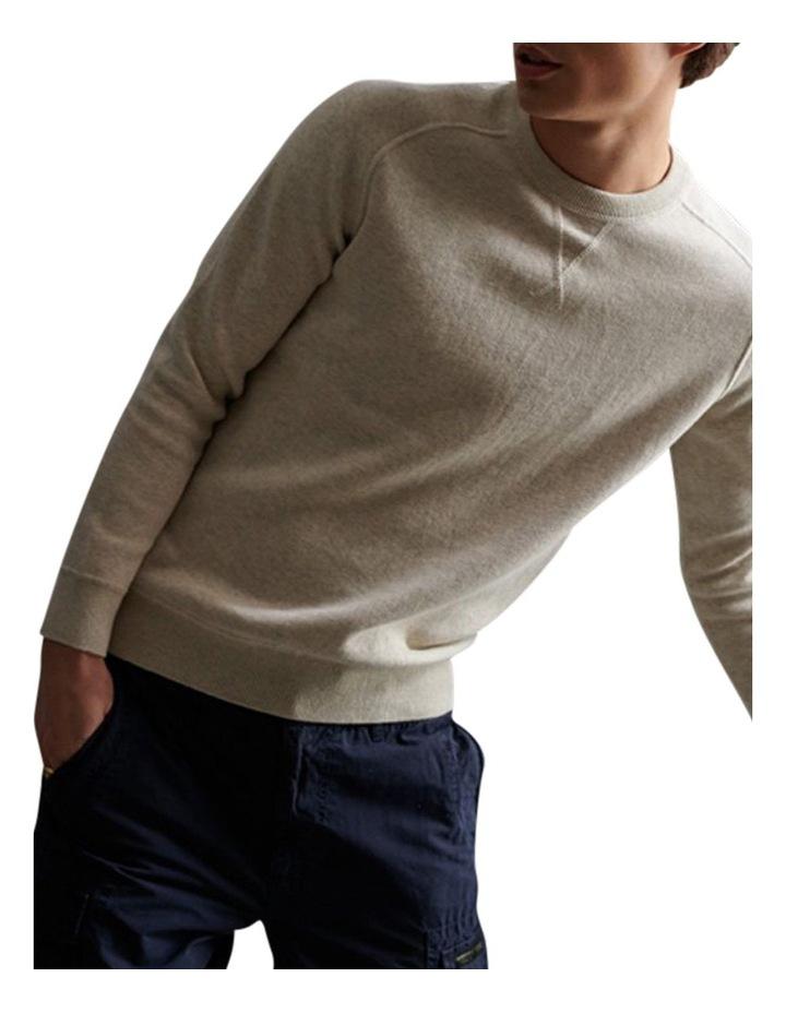 Essential Cotton Crew image 4