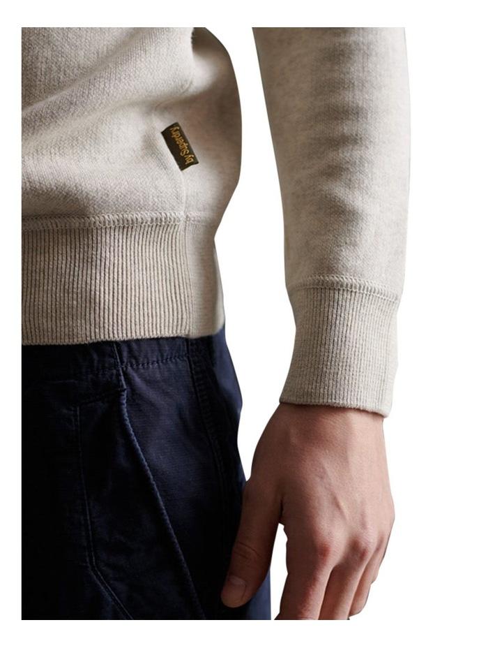Essential Cotton Crew image 5