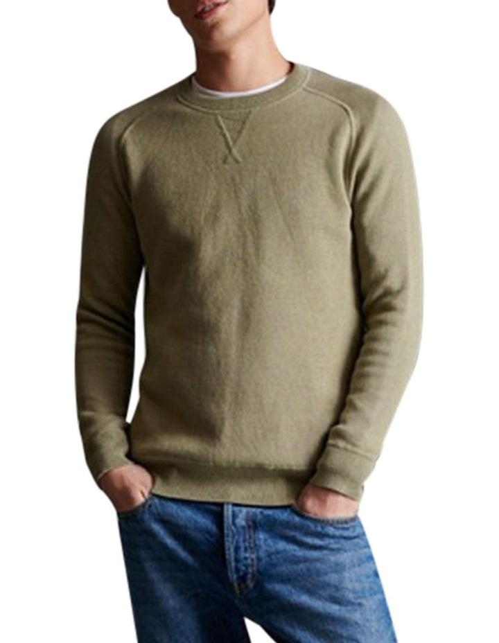 Essential Cotton Crew image 2