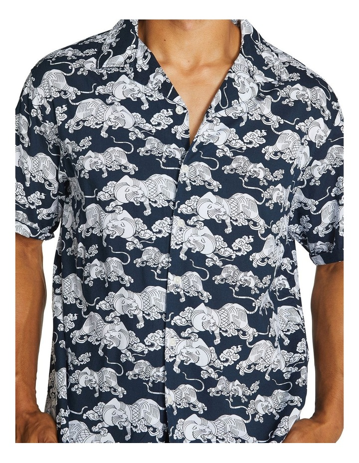 Hawaiian Box Short Sleeve Shirt image 5