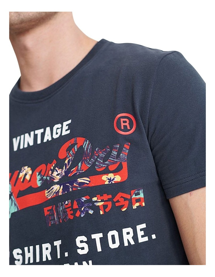 Vintage Logo Infill Tshirt Store Tee image 5