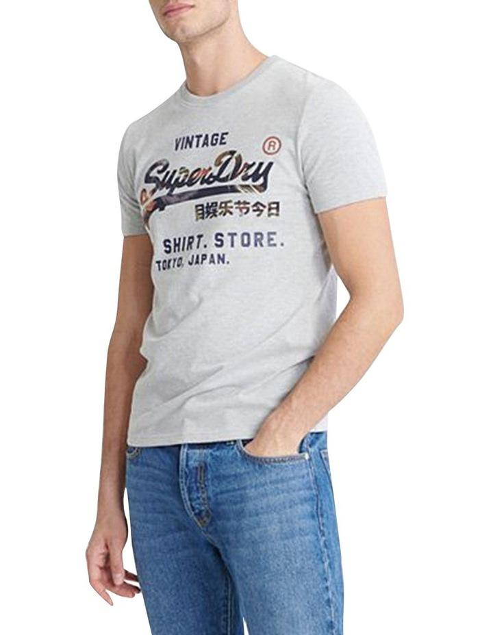 Vintage Logo Infill Tshirt Store Tee image 2