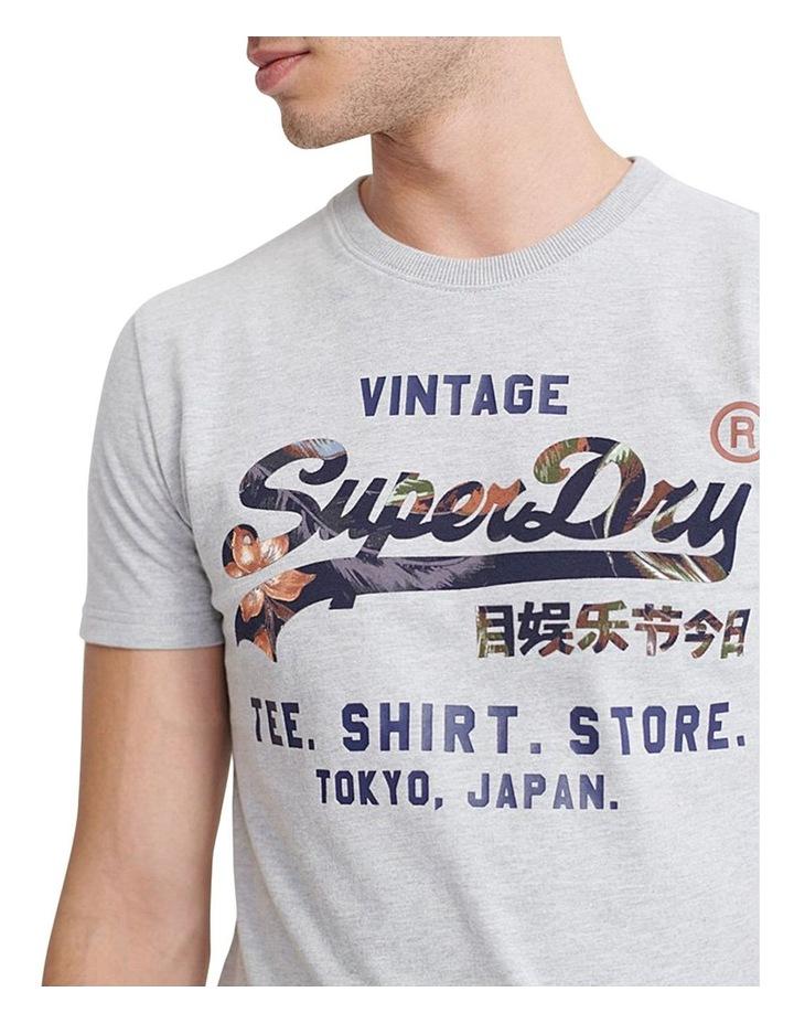 Vintage Logo Infill Tshirt Store Tee image 5