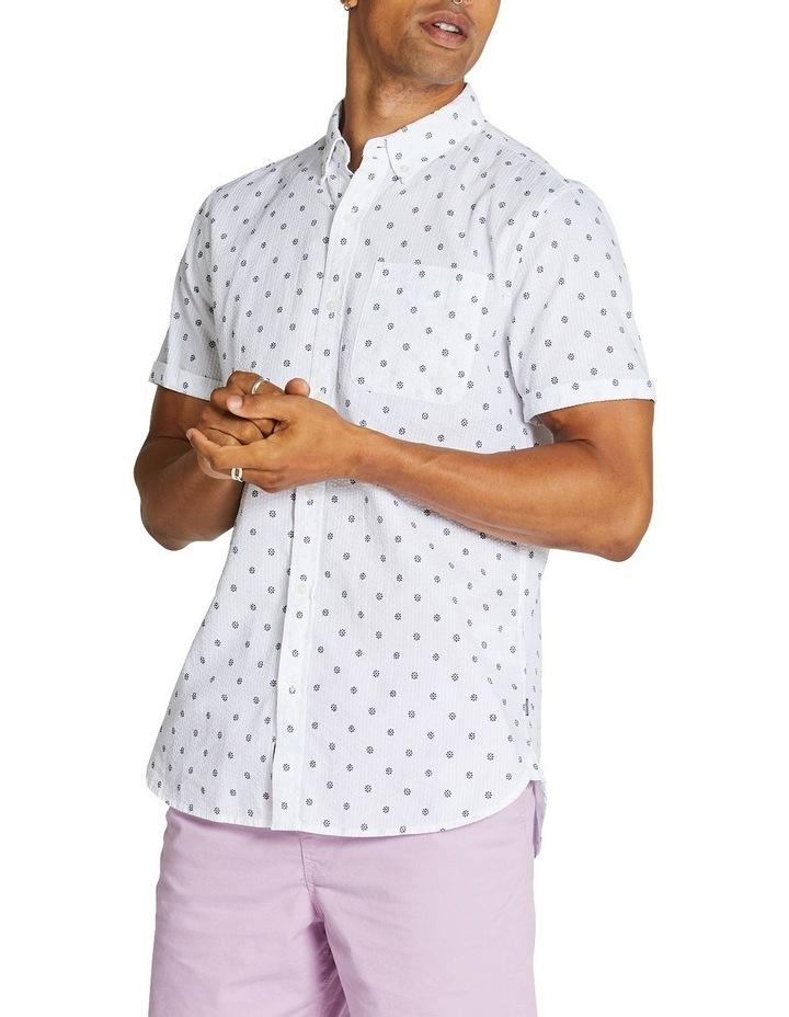 Classic Seersucker Shirt image 1