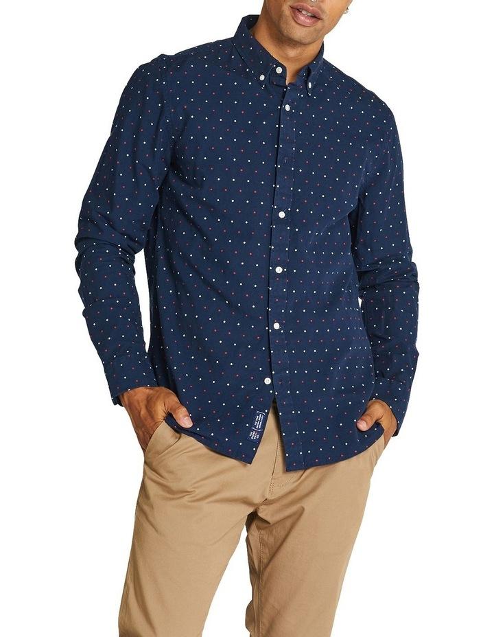 Long Sleeve Classic Dobby Shirt image 1