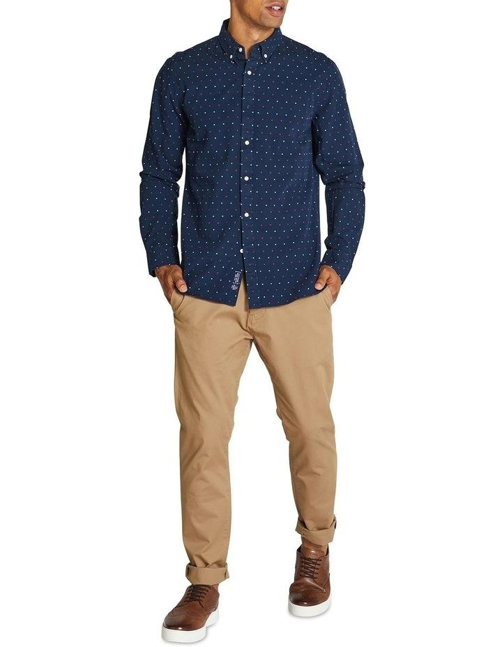 Long Sleeve Classic Dobby Shirt image 2