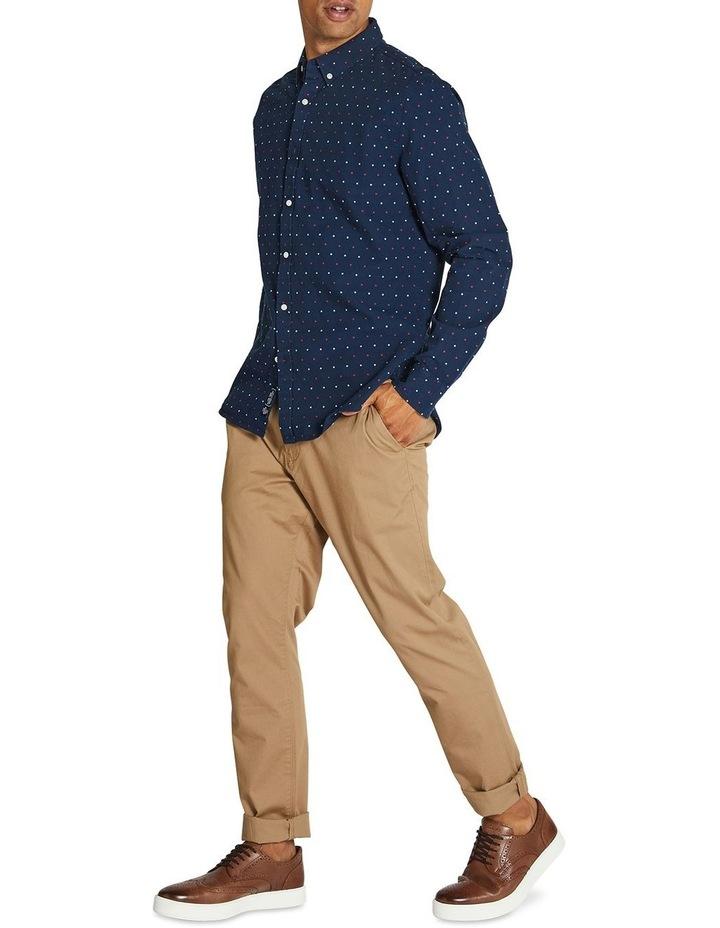 Long Sleeve Classic Dobby Shirt image 3
