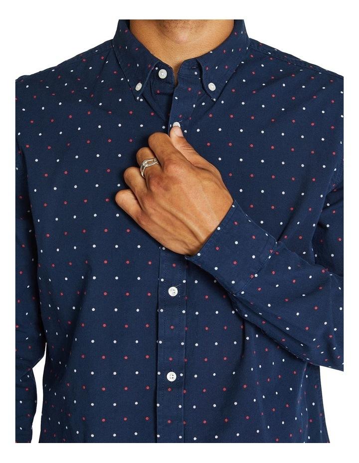 Long Sleeve Classic Dobby Shirt image 5