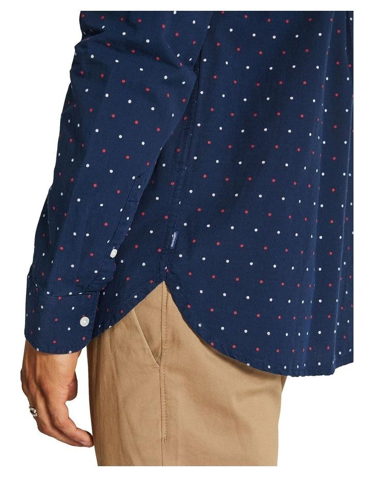 Long Sleeve Classic Dobby Shirt image 7