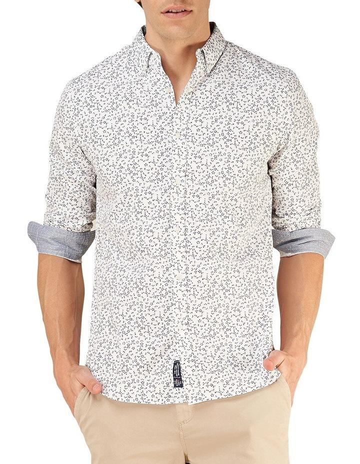Classic Shoreditch Print Long Sleeve Shirt image 1