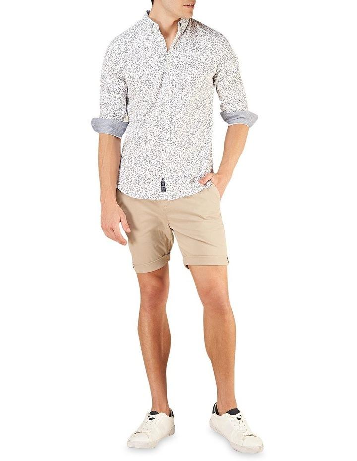Classic Shoreditch Print Long Sleeve Shirt image 2