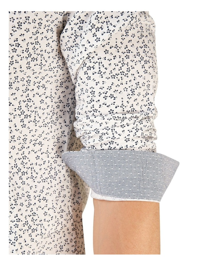 Classic Shoreditch Print Long Sleeve Shirt image 7