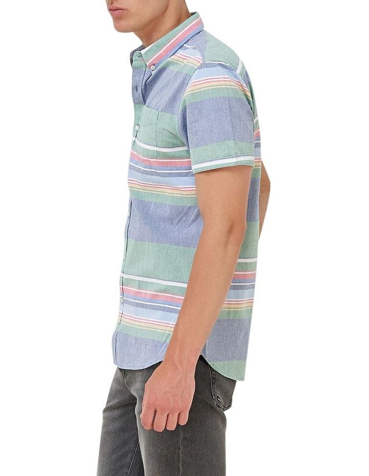 Classic East Coast Oxford Short Sleeve Shirt image 2