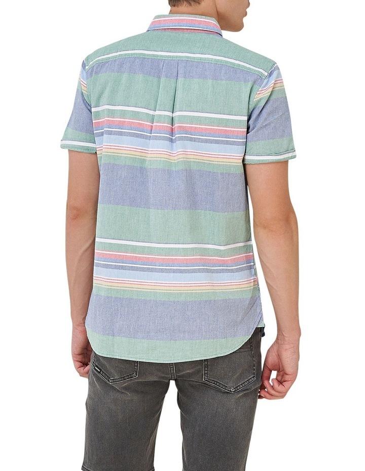 Classic East Coast Oxford Short Sleeve Shirt image 3