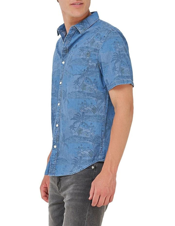 Miami Loom Box Fit Shirt image 2