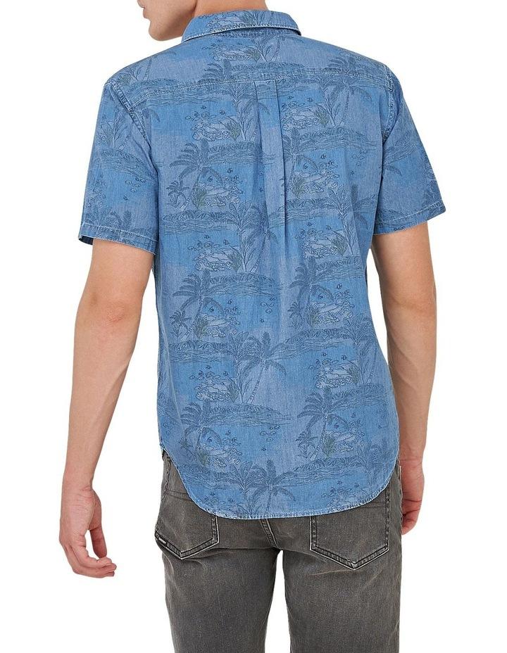 Miami Loom Box Fit Shirt image 3
