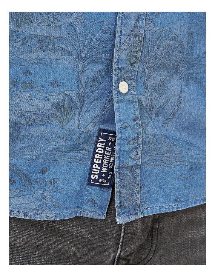 Miami Loom Box Fit Shirt image 5