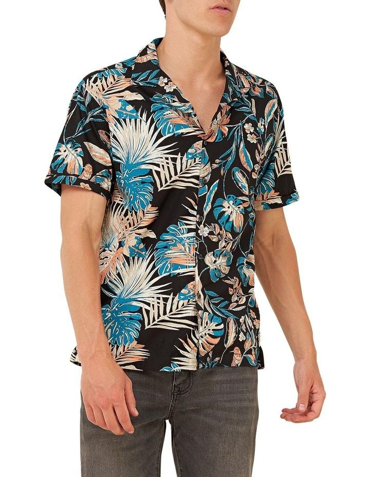 Cut and Sew Hawaiian Shirt image 1