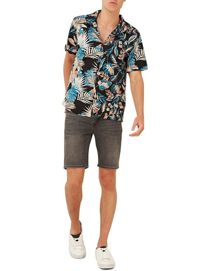 Cut and Sew Hawaiian Shirt image 2