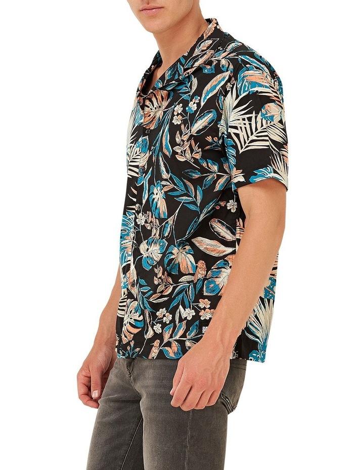 Cut and Sew Hawaiian Shirt image 3