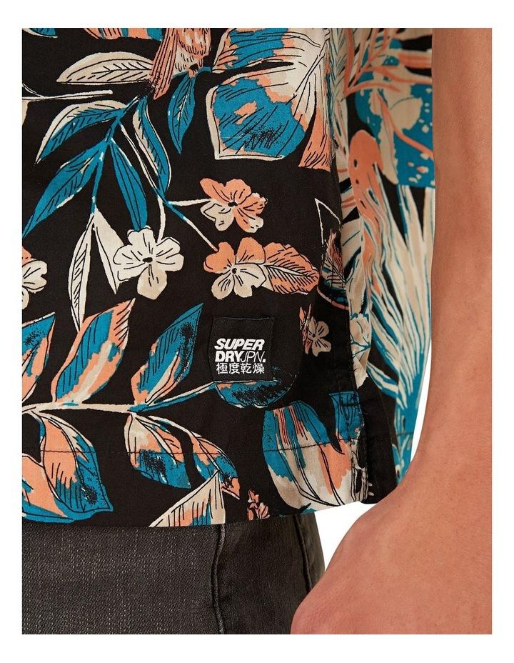 Cut and Sew Hawaiian Shirt image 5