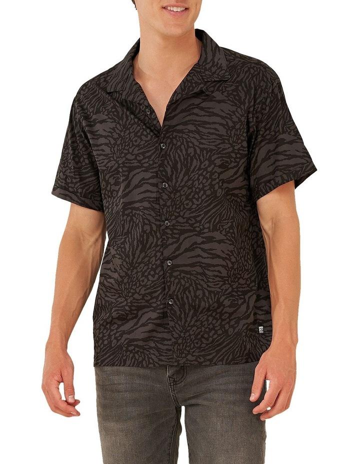 Hawaiian Box Fit Shirt image 1