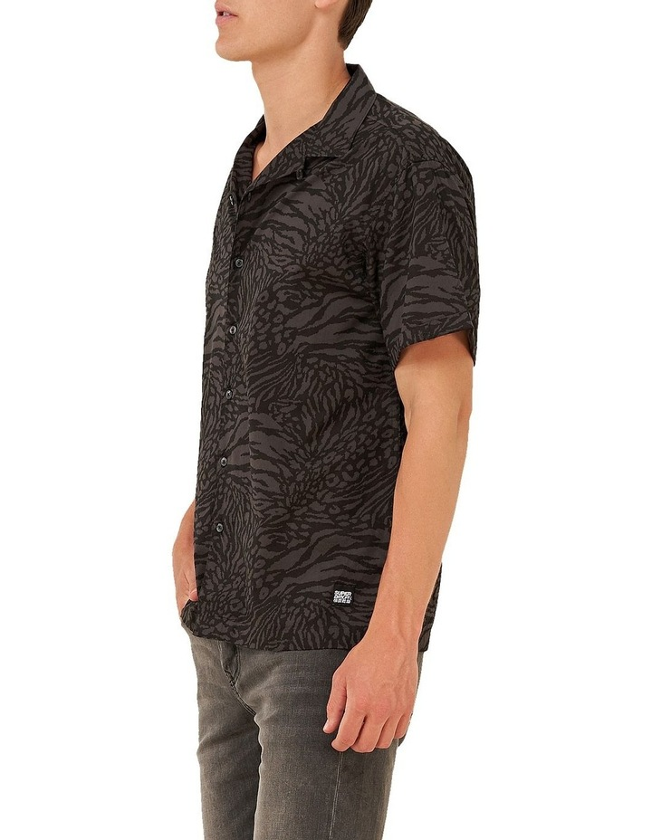 Hawaiian Box Fit Shirt image 3
