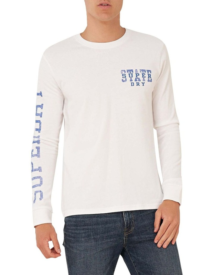 Track & Field Classic Long Sleeve Top image 1