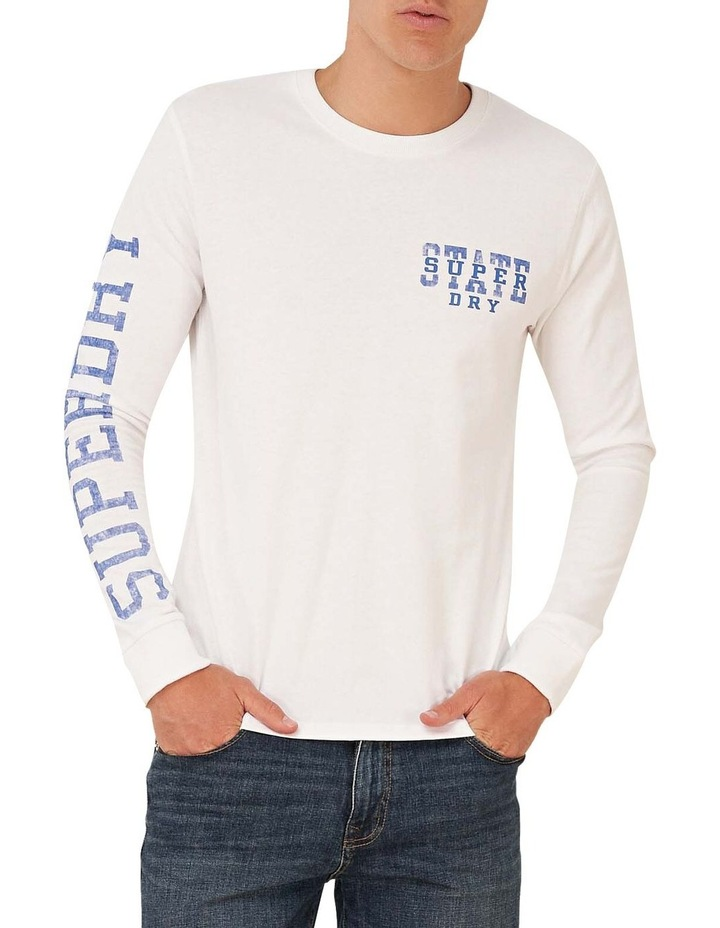 Track & Field Classic Long Sleeve Top image 2
