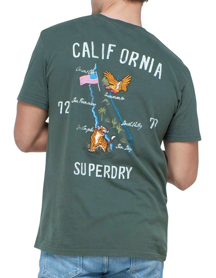 Military Box Fit Graphic Tee image 3