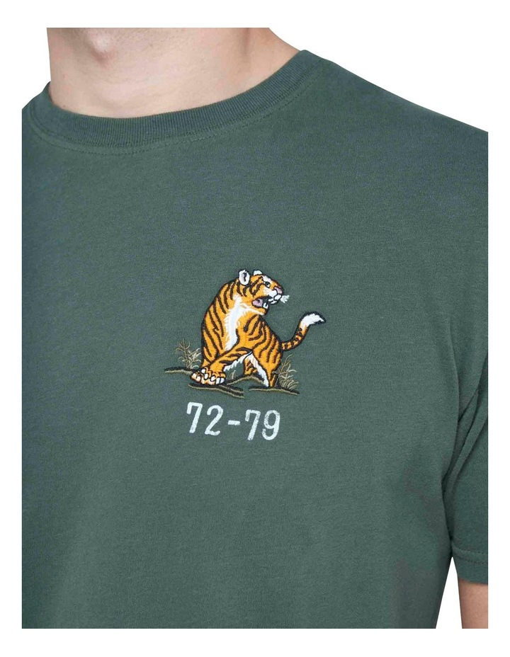 Military Box Fit Graphic Tee image 4