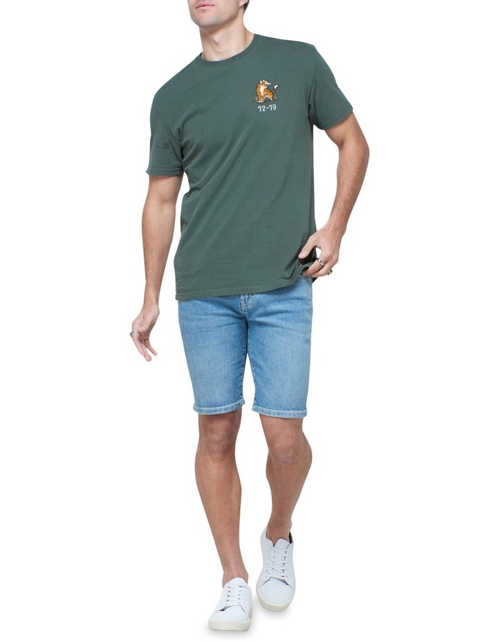 Military Box Fit Graphic Tee image 6