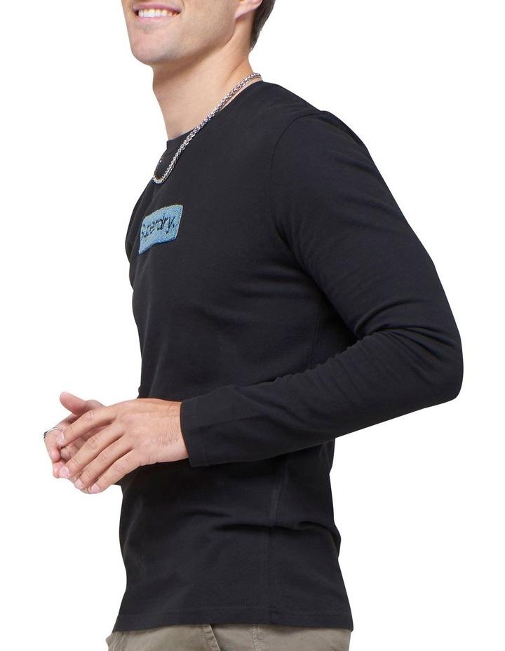 Core Logo Workwear Long Sleeve Top image 3