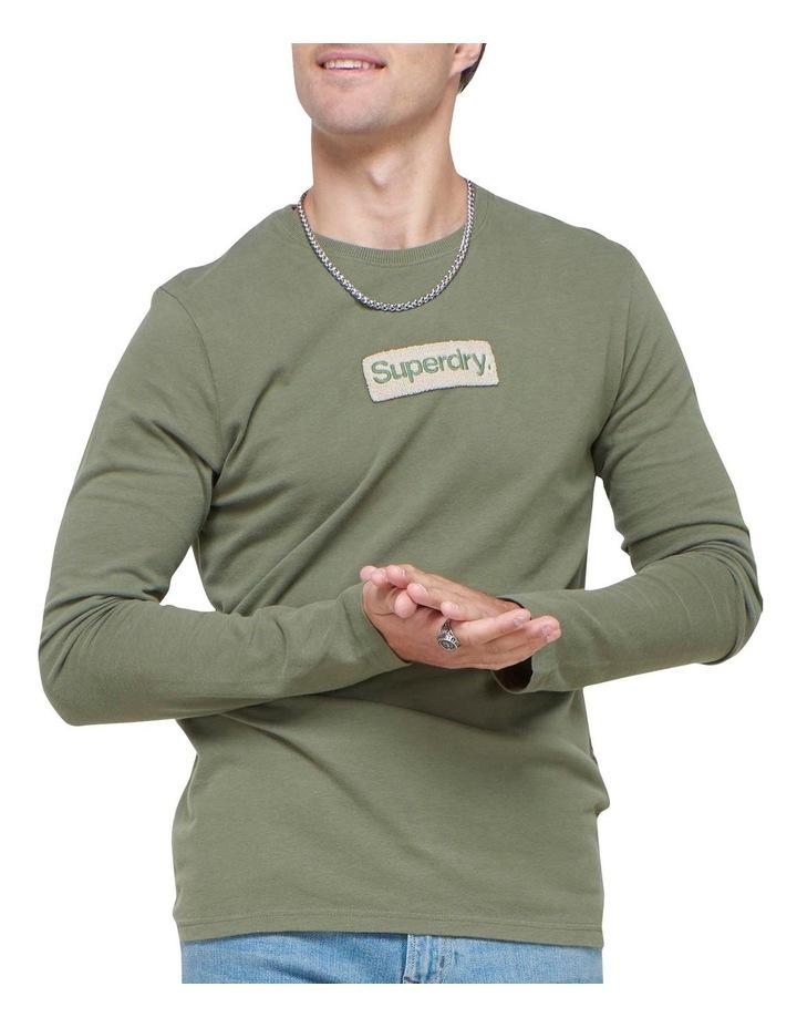 Core Logo Workwear Long Sleeve Top image 1