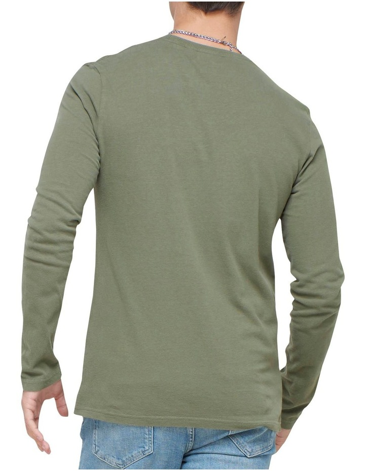 Core Logo Workwear Long Sleeve Top image 4