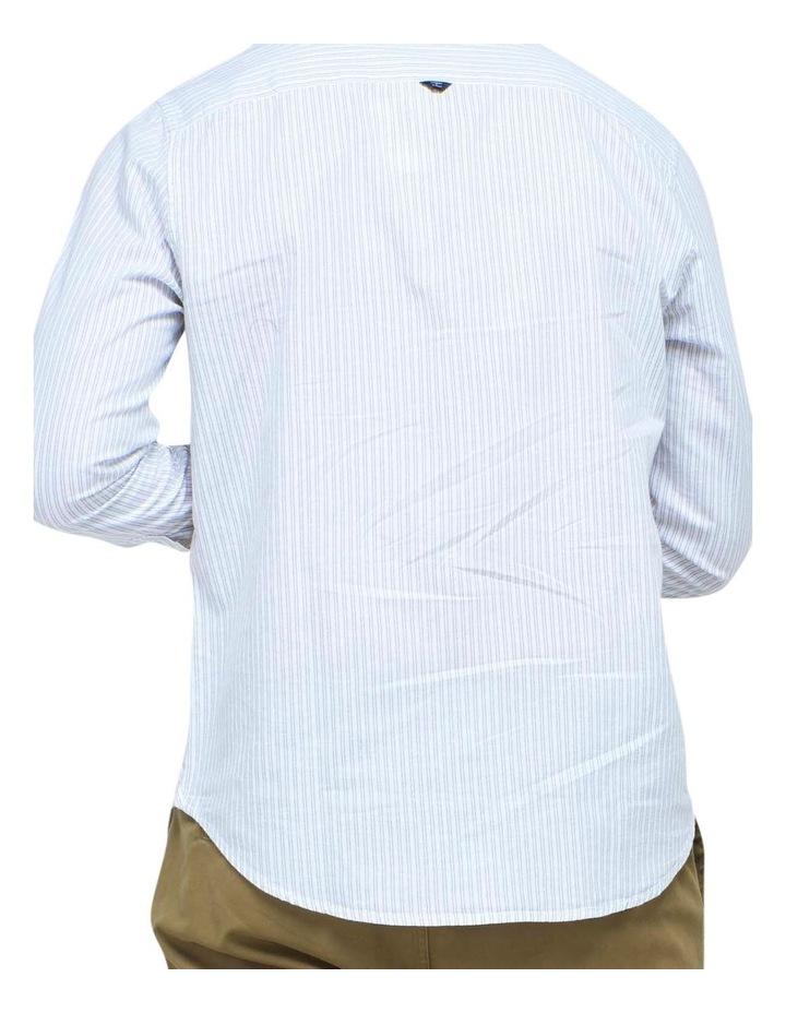 Cotton Linen Long Sleeve Shirt image 4