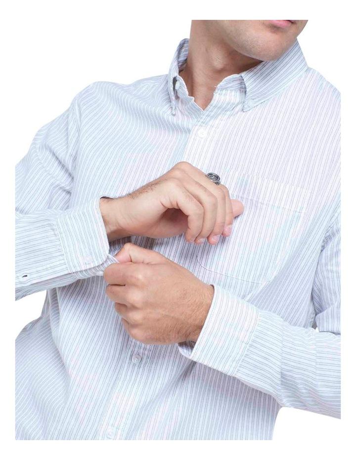 Cotton Linen Long Sleeve Shirt image 5