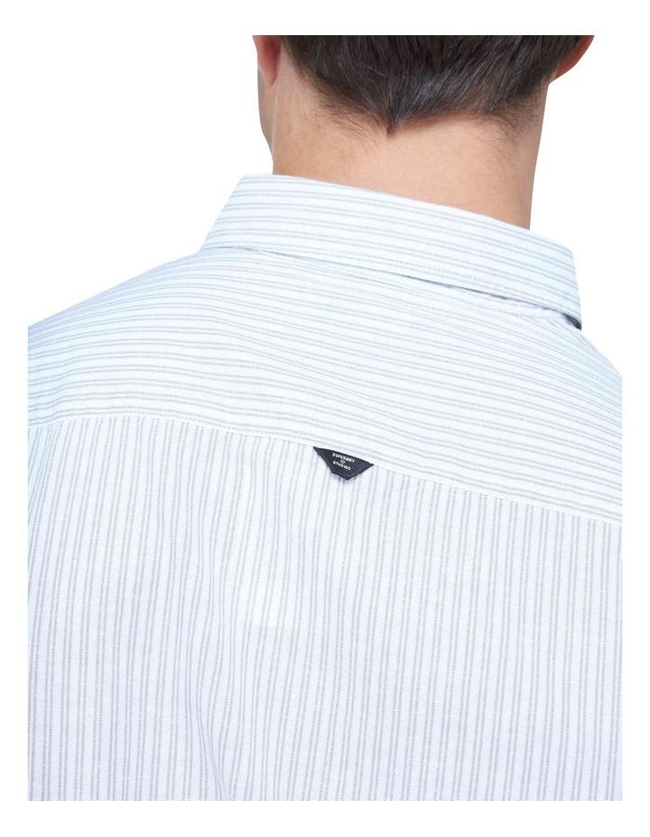 Cotton Linen Long Sleeve Shirt image 6